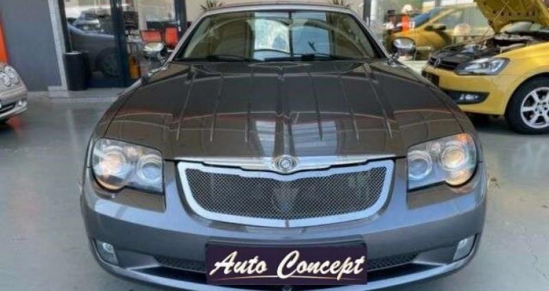 Chrysler Crossfire 3.2 V6 Limited Gris occasion à LANESTER - photo n°2