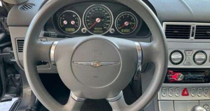 Chrysler Crossfire 3.2 V6 Limited Gris occasion à LANESTER - photo n°7