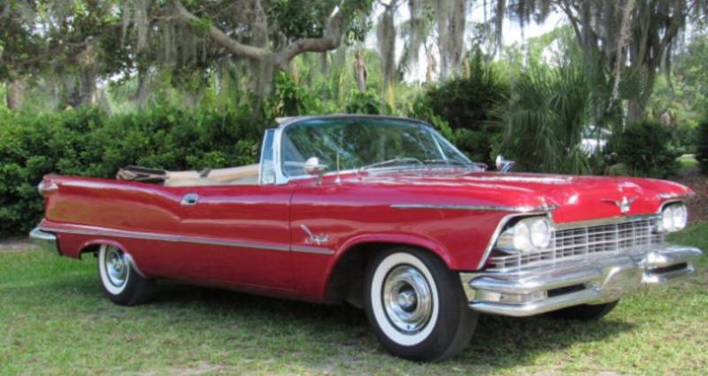 Chrysler Imperial Crown Convertible  occasion à Thiais