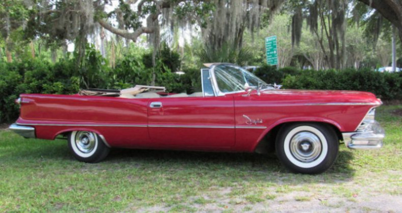 Chrysler Imperial Crown Convertible  occasion à Thiais - photo n°5