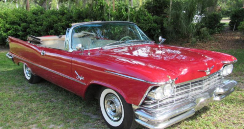 Chrysler Imperial Crown Convertible  occasion à Thiais - photo n°4