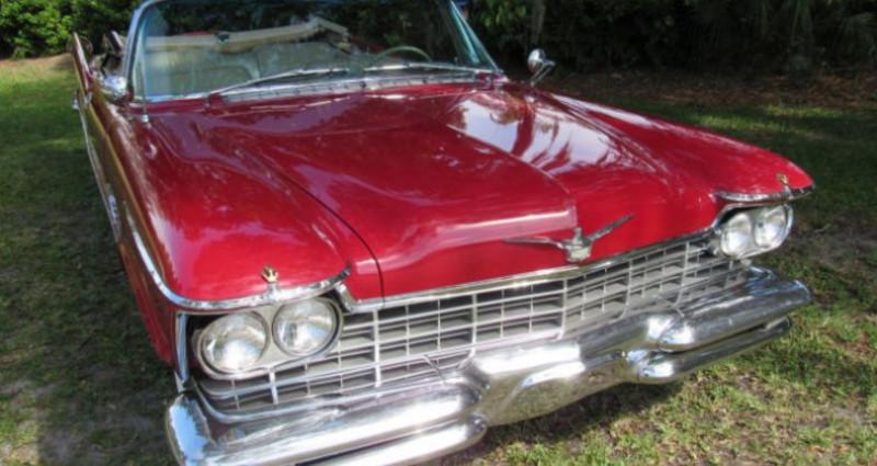 Chrysler Imperial Crown Convertible  occasion à Thiais - photo n°3