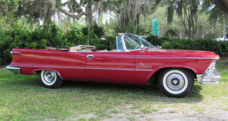 Chrysler Imperial Crown Convertible  occasion à Thiais - photo n°2
