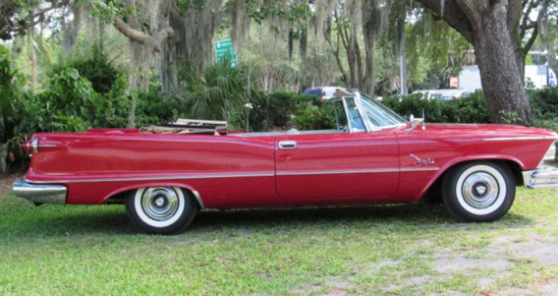 Chrysler Imperial Crown Convertible  occasion à Thiais - photo n°6