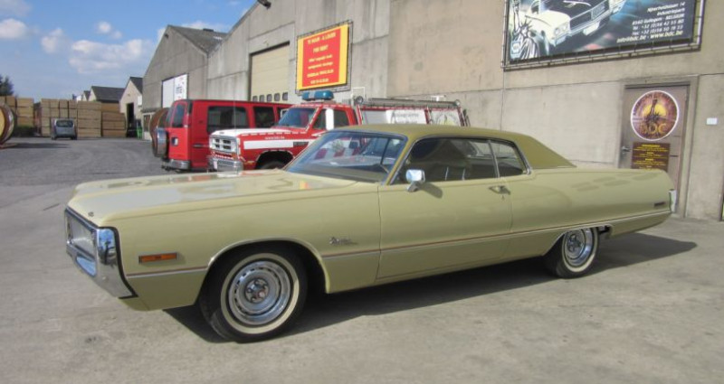 Chrysler Newport Royal Beige occasion à Gullegem - photo n°6