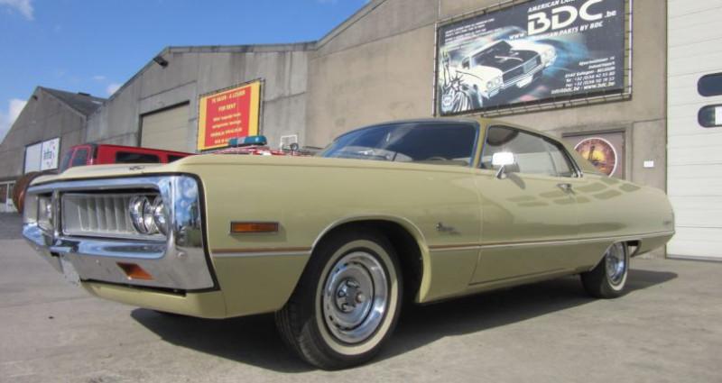 Chrysler Newport Royal Beige occasion à Gullegem - photo n°5