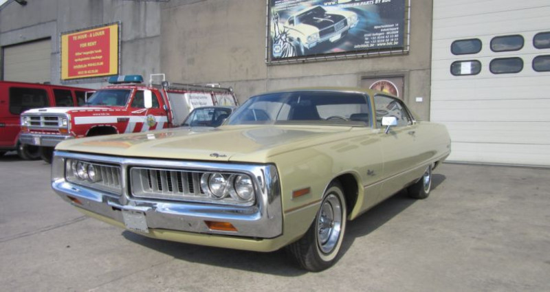 Chrysler Newport Royal Beige occasion à Gullegem - photo n°3