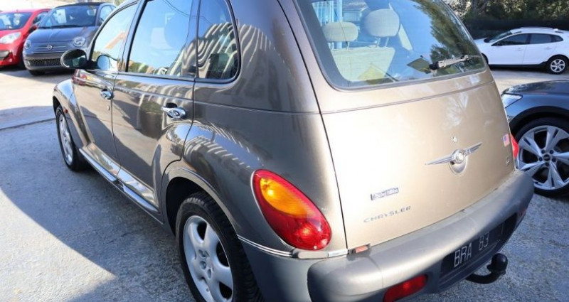 Chrysler PT Cruiser 2.0 LIMITED Marron occasion à Le Muy - photo n°6