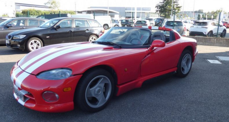 Chrysler VIPER RT 10 Rouge occasion à LANESTER - photo n°2