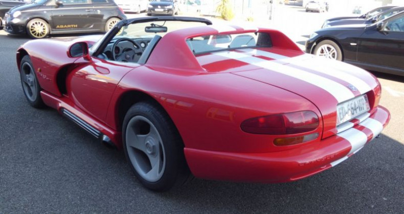 Chrysler VIPER RT 10 Rouge occasion à LANESTER - photo n°3