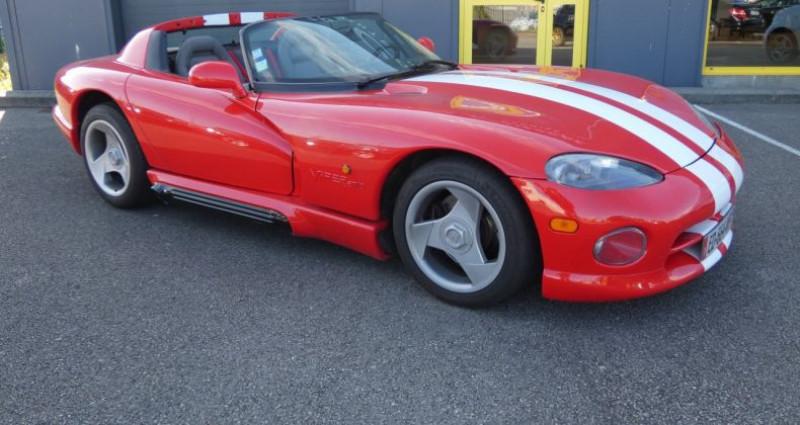 Chrysler VIPER RT 10 Rouge occasion à LANESTER