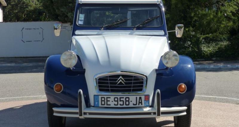 Citroen 2CV 6 SP?CIAL Bleu occasion à Aix En Provence - photo n°3