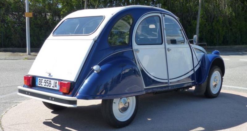 Citroen 2CV 6 SP?CIAL Bleu occasion à Aix En Provence - photo n°6