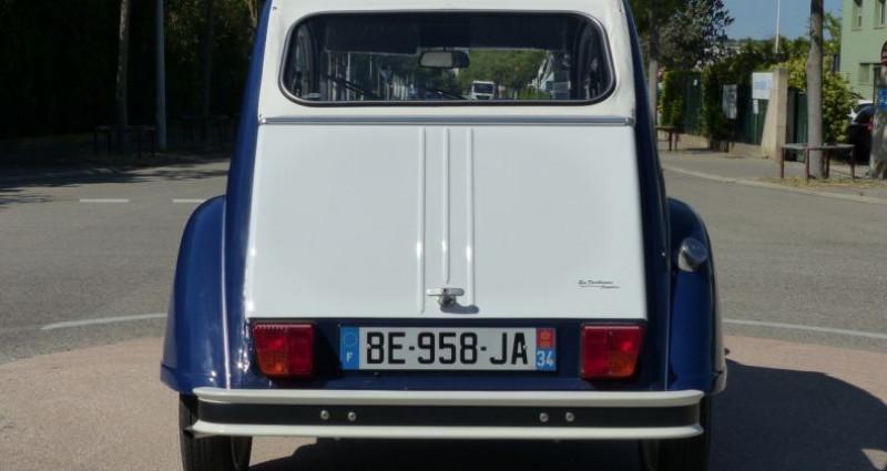 Citroen 2CV 6 SP?CIAL Bleu occasion à Aix En Provence - photo n°7
