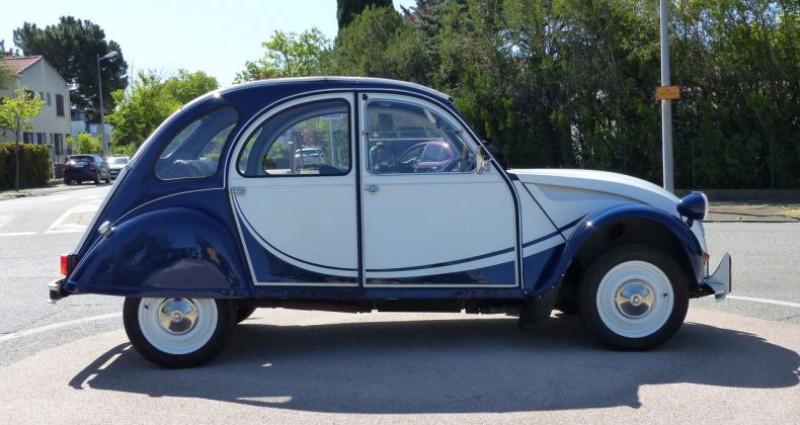 Citroen 2CV 6 SPÉCIAL Bleu occasion à Aix En Provence - photo n°5