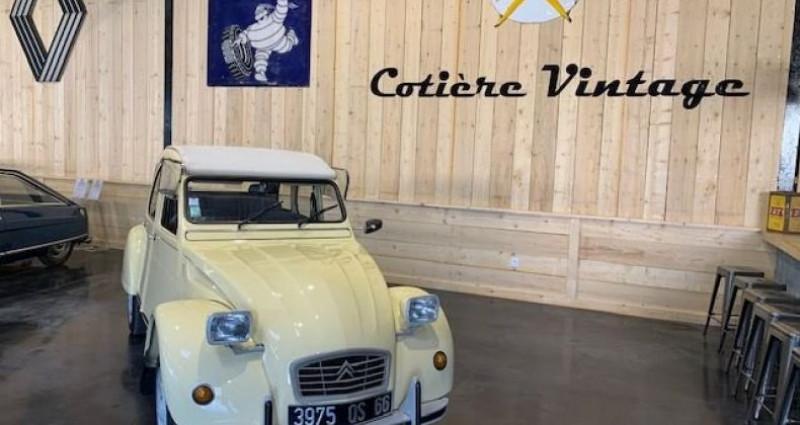 Citroen 2CV Superbe 2cv6 club 2eme main 42500km d?origine  occasion à LA BOISSE - photo n°4
