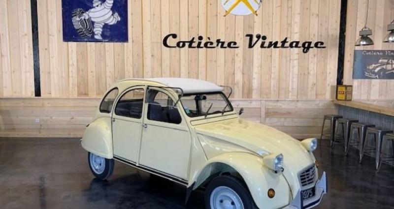 Citroen 2CV Superbe 2cv6 club 2eme main 42500km d?origine  occasion à LA BOISSE