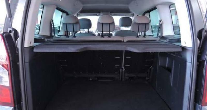 Citroen Berlingo 1.6 BLUEHDI MULTISPACE 5PLACES CLIMATISATION LED Gris occasion à Sombreffe - photo n°7