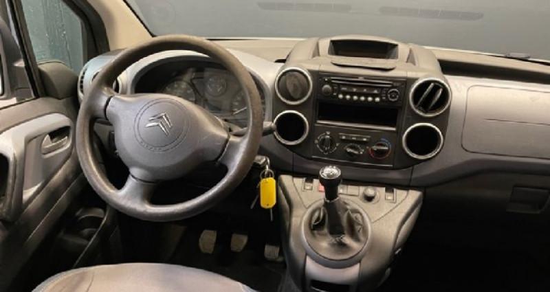Citroen Berlingo 1.6 HDi 90 CV 134 000 KMS Gris occasion à COURNON D'AUVERGNE - photo n°7