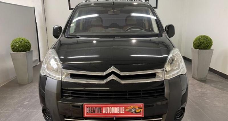 Citroen Berlingo 1.6 VTi 120 CV 130 000 KMS Noir occasion à COURNON D'AUVERGNE - photo n°2