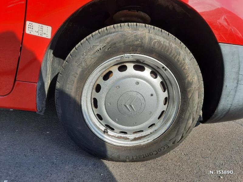 Citroen Berlingo 1.6HDi92 Confort Rouge occasion à Glos - photo n°9