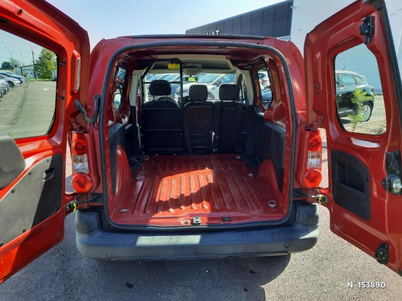 Citroen Berlingo 1.6HDi92 Confort Rouge occasion à Glos - photo n°14