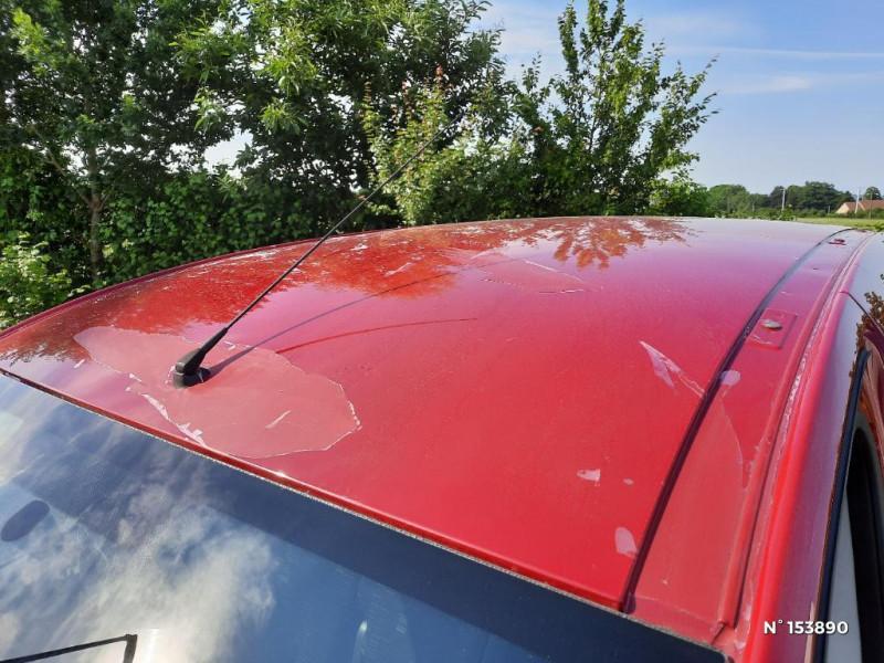 Citroen Berlingo 1.6HDi92 Confort Rouge occasion à Glos - photo n°19