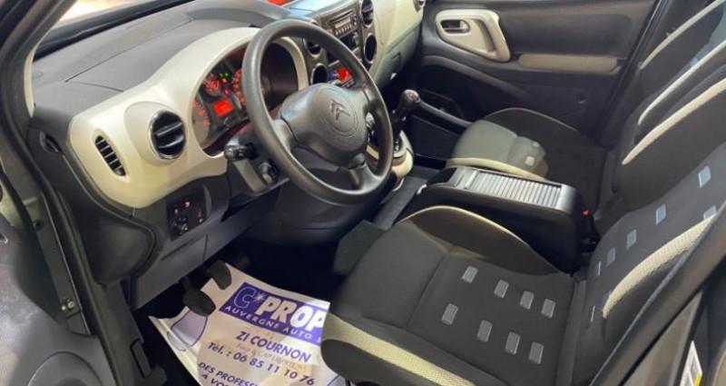Citroen Berlingo II 1.6 HDI 90CH XTR Gris occasion à COURNON D'AUVERGNE - photo n°5