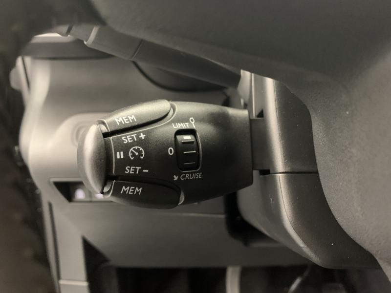 Citroen Berlingo M BlueHDi 100ch Feel Pack suréquipé Noir occasion à SAINT-GREGOIRE - photo n°16