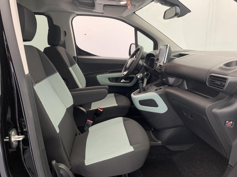 Citroen Berlingo M BlueHDi 100ch S&S Feel Pack suréquipé  occasion à SAINT-GREGOIRE - photo n°14