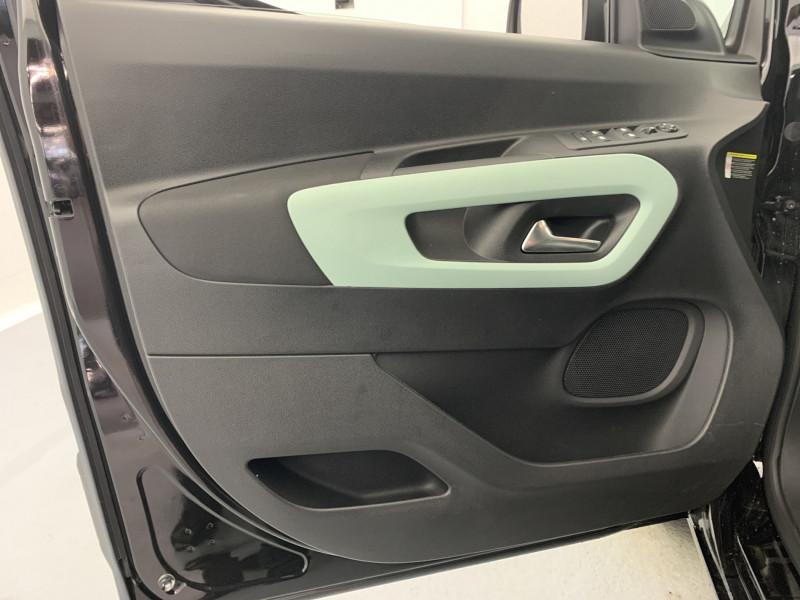 Citroen Berlingo M BlueHDi 100ch S&S Feel Pack suréquipé  occasion à SAINT-GREGOIRE - photo n°11