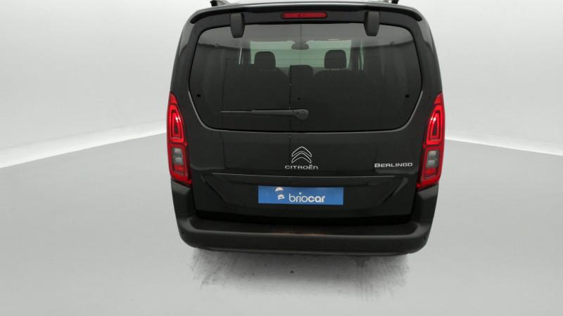 Citroen Berlingo M BlueHDi 100ch S&S Feel Pack suréquipé  occasion à SAINT-GREGOIRE - photo n°4