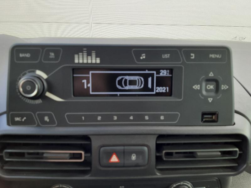Citroen Berlingo M BlueHDi 100ch S&S Live 112g  occasion à Sens - photo n°15