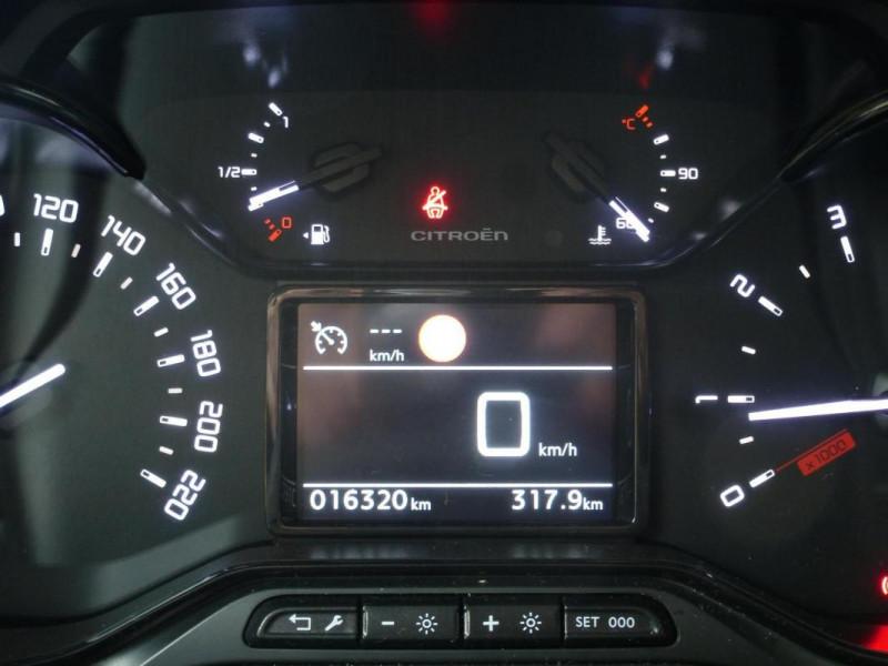 Citroen Berlingo Taille M PureTech 110 S&S BVM6 Beige occasion à ARGENTAN - photo n°10