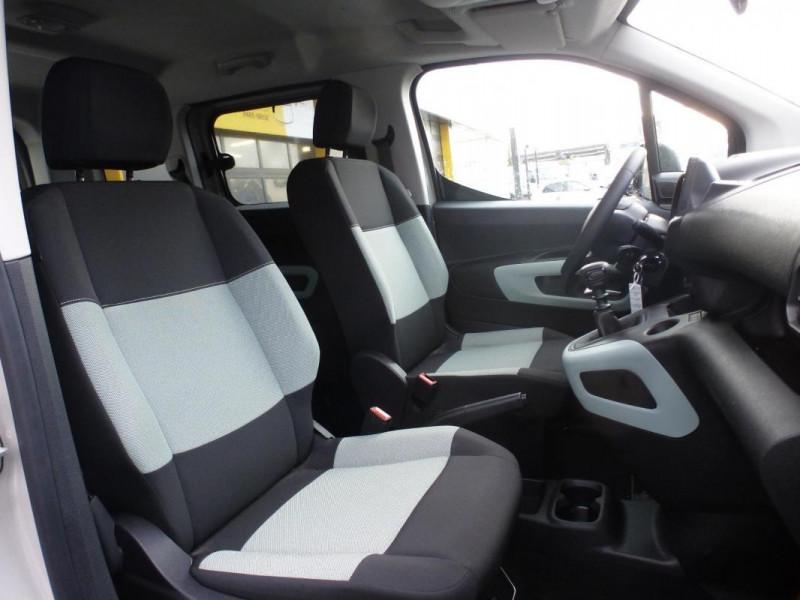 Citroen Berlingo Taille M PureTech 110 S&S BVM6 Beige occasion à ARGENTAN - photo n°7