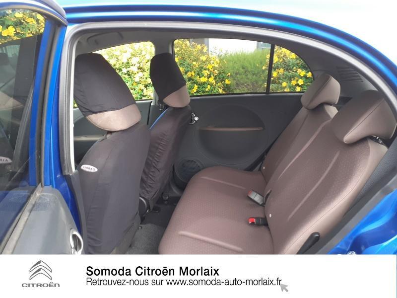 Citroen C-Zero Confort Bleu occasion à MORLAIX - photo n°10