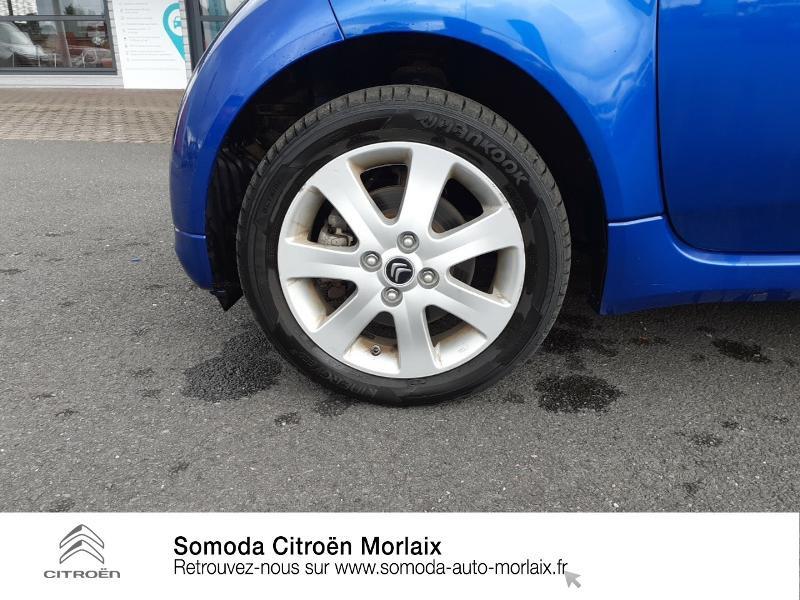 Citroen C-Zero Confort Bleu occasion à MORLAIX - photo n°11