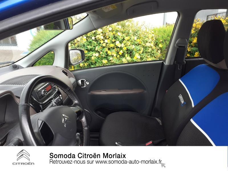 Citroen C-Zero Confort Bleu occasion à MORLAIX - photo n°9