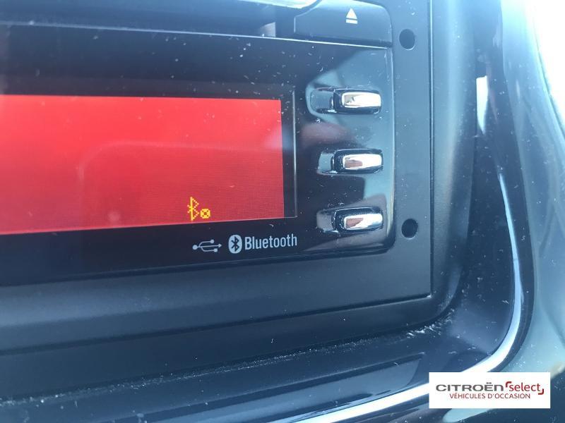 Citroen C-Zero Confort Noir occasion à ONET LE CHATEAU - photo n°16