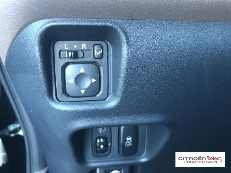 Citroen C-Zero Confort Noir occasion à ONET LE CHATEAU - photo n°14