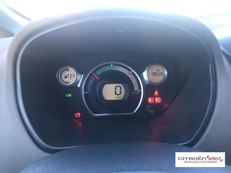 Citroen C-Zero Confort Noir occasion à ONET LE CHATEAU - photo n°17