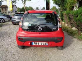 Citroen C1 1.0I 3P Rouge occasion à Aucamville - photo n°6