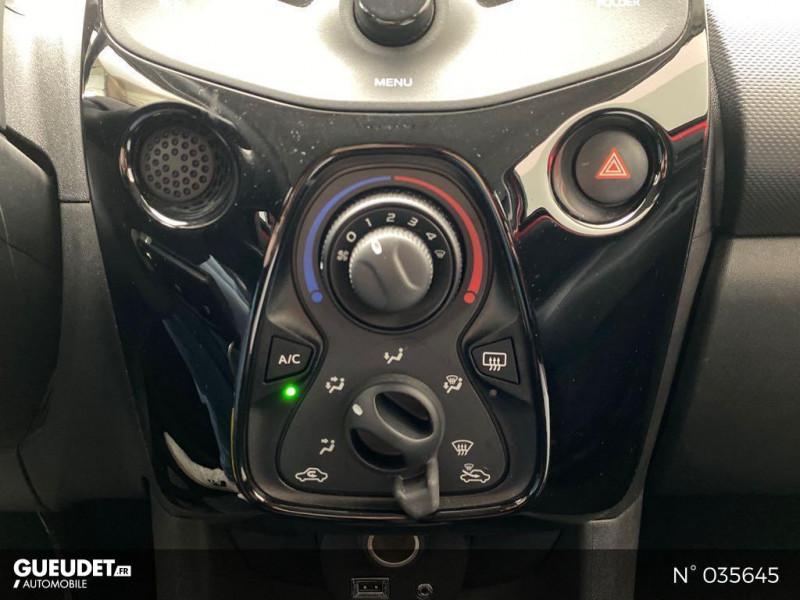 Citroen C1 PureTech 82 Feel 5p Rouge occasion à Abbeville - photo n°13