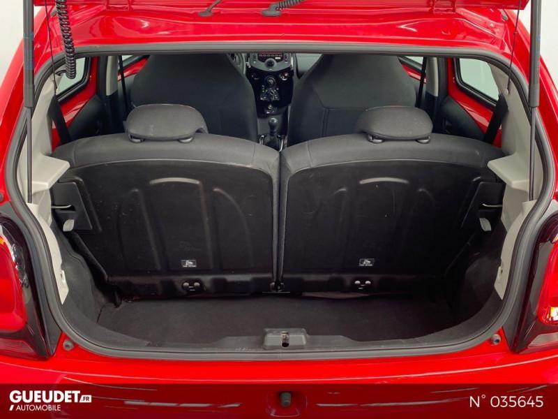 Citroen C1 PureTech 82 Feel 5p Rouge occasion à Abbeville - photo n°14