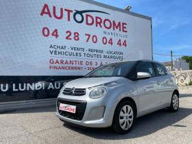 Citroen C1 Gris, garage AUTODROME à Marseille 10