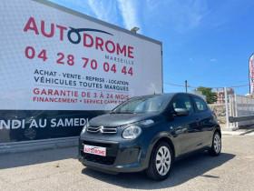 Citroen C1 Noir, garage AUTODROME à Marseille 10