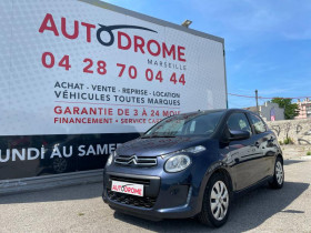 Citroen C1 Bleu, garage AUTODROME à Marseille 10