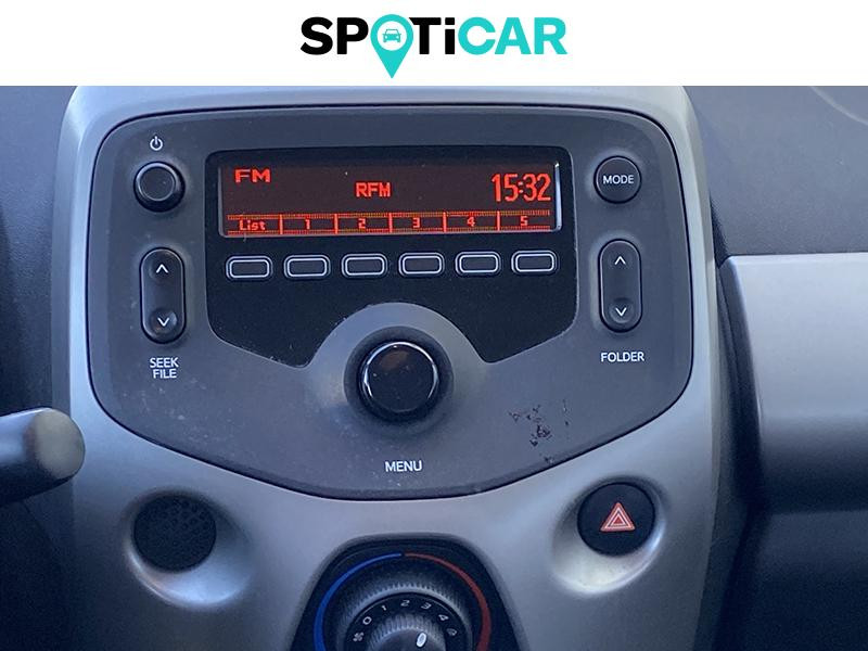 Citroen C1 VTi 68 Feel 5p  occasion à Lescar - photo n°10