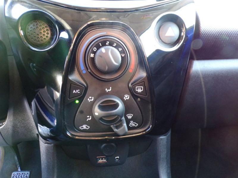 Citroen C1 VTi 72 FEEL Tablette 7 Caméra 5P Bleu occasion à Lescure-d'Albigeois - photo n°18