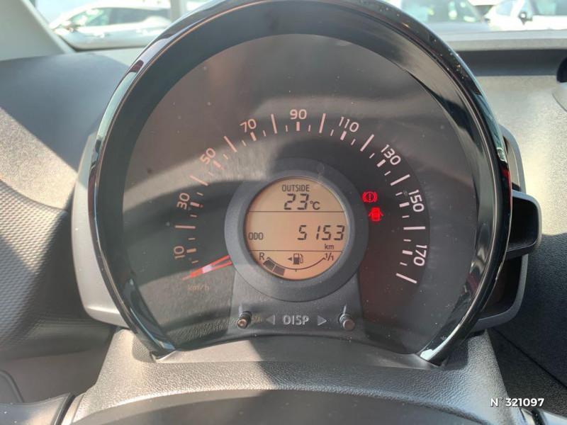 Citroen C1 VTi 72 Live 5p Rouge occasion à Tillé - photo n°12